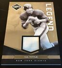 Top 10 Y.A. Tittle Football Cards 19