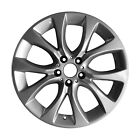 OEM Reconditioned 19X9 Alloy Wheel Silver Full Face Painted 560 86045