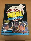 1985 Donruss Unopened 36 CT Box 15 Cards & Puzzle Pieces MLB Baseball Cards