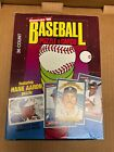 1986 Donruss Unopened 36 CT Box 15 Cards & Puzzle Pieces MLB Baseball Cards