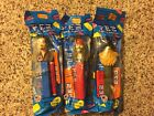 Set of 3 Pirates of the Caribbean Pez Dispensers - MIB - Retired 2008 Jack