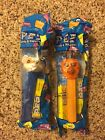 GOLDEN COMPASS PEZ SET OF 2 - GOLDEN MONKEY PANALAIMON New in Package Retired