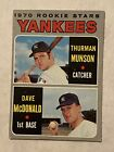 Top 10 Thurman Munson Baseball Cards 26