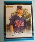 Joe Mauer Rookie Card Checklist 33