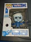Snow Miser #01 - Funko Pop Vinyl The Year Without A Santa Claus - Pop! Holidays