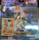2000 Starting Lineup Chicago Cubs SAMMY SOSA Figure & Card-New in Blister!