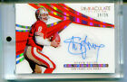 STEVE YOUNG 2018 Panini Immaculate Collection Hall of Fame Signatures Auto 19 25
