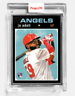2021 Topps Project70 Baseball Cards Checklist 25