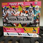 2020 Panini Rookies and Stars MEGA BOX Football NFL IN HAND HOT! 🔥1 auto per