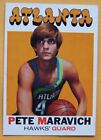 Pete Maravich Rookie Cards and Memorabilia Guide 11