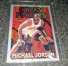 Top 20 Michael Jordan Inserts of All-Time 33