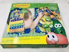 VeggieTales Nativity Advent Calendar Veggie Tales Cloth Countdown to Christmas
