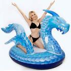 Summer Beach Pool Party Lounge for Kids and Adults Dragon Float