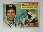 Andy Pafko Cards and Autograph Memorabilia Guide 40