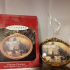 Hallmark Victorian Christmas Ornament (NEW) Thomas Kinkade from 1997 - Keepsake