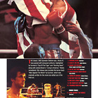 1985 Topps Rocky IV Trading Cards 13
