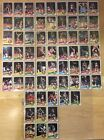 1979-80 Topps Basketball Partial Set 65 Cards With Stars Julius Erving EX MT