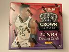 2018-19 Crown Royale Basketball NBA Hobby Box - Brand New Factory Sealed