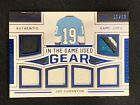 2020-21 Leaf In the Game Used Hockey Cards 29