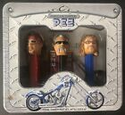 2006 Orange County Choppers PEZ Motorcycles Paul Jr. Paul Sr. Mikey Limited Ed