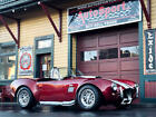 1965 Shelby Cobra 1965 Shelby Cobra 12500 Miles Burgundy American Muscle Car Select 5 Speed