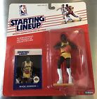 Gem Condition 1988 Starting Lineup Magic Johnson Los Angeles Lakers Rookie Piece