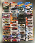 HOT WHEELS  MATCHBOX  LOT OF 36  MIXED OVER THE YEARS FREE SHIPPING