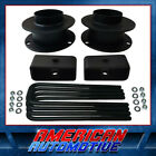 2 Front + 2 Rear Full Leveling Lift Kit for 94 02 Dodge Ram 2500 3500 4WD 4X4