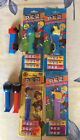 Lot Vintage PEZ DispenserS Slovenia D Series Trucks Emergency Heroes NASCAR 4MOC