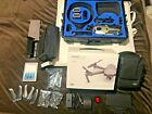 DJI Mavic Pro Platinum Drone with Fly More Combo hard case and other extras