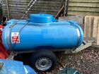 1100 Litre Blue Water Bowser Trailer Engineering