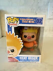 Funko Pop Heat Miser # 02 The Year Without A Santa Claus Pop Holidays Vinyl