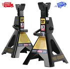 6000 LB 3 Ton Jack Stands Pair For Garage Car Truck Lift Tire Change Lifting US