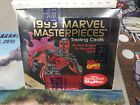 1993 Marvel Masterpieces Sealed Booster Box - SAFO02