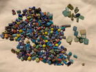 Old Venetian Glass Trade Bead Estate Collection Of 250 Plus African