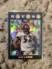 Ray Lewis Rookie Cards and Autograph Memorabilia Guide 23