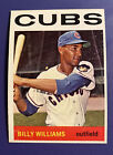 Top 10 Billy Williams Baseball Cards 22