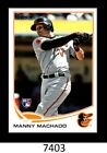 2013 Topps Baseball Factory Set Rookie Variations Guide 26