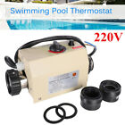 220V 3KW Swimming Pool and SPA Heater Electric Water Heating Thermostat Machine