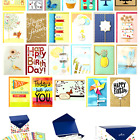 Hallmark All Occasion Handmade Boxed Set of Assorted Greeting Cards with Card