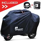 Session Industries Motorcycle Cover For Moped or Scooter Heavy Duty Waterproof