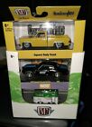 New M2 machines OReilly exclusive S95 square cuda mustang vw chevelle truck
