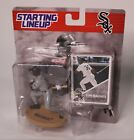 White Sox Tim Raines - 2017 Hall of Fame Figure And Baseball Card NEW
