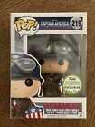 Funko Pop Marvel Captain America The First Avenger ECCC Exclusive