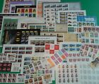 New Unused 100 Assorted Mixed Designs FOREVER US USA Postage Stamps. FV $55.00