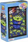 266Piece Jigsaw Puzzle Toy Story Alien Stained Glass Gyutto Series 182x257cm