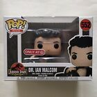 Funko Pop! Movies: Dr. Ian Malcolm #552 Target Exclusive Jurassic Park *READ*