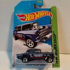 Hot wheels super treasure hunt 55 Gasser very clean card and blister in protecto