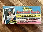 1989 Topps Traded baseball factory set FACTORY SEALED Griffey JR RC PSA 10 ?