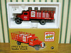Becks Hybrids 1937 Chevy Stake Truck By First Gear 1 34th Scale